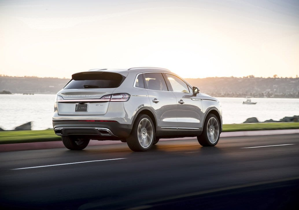 The Lincoln Motor Company introduces the new Lincoln Nautilus, a midsize luxury SUV delivering a powerful turbocharged engine range and a suite of advanced technologies designed to give drivers greater confidence on the road.