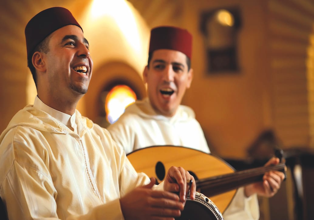 ONE&ONLY ROYAL MIRAGE, DUBAI One&Only Royal Mirage – The Palace – Tagine