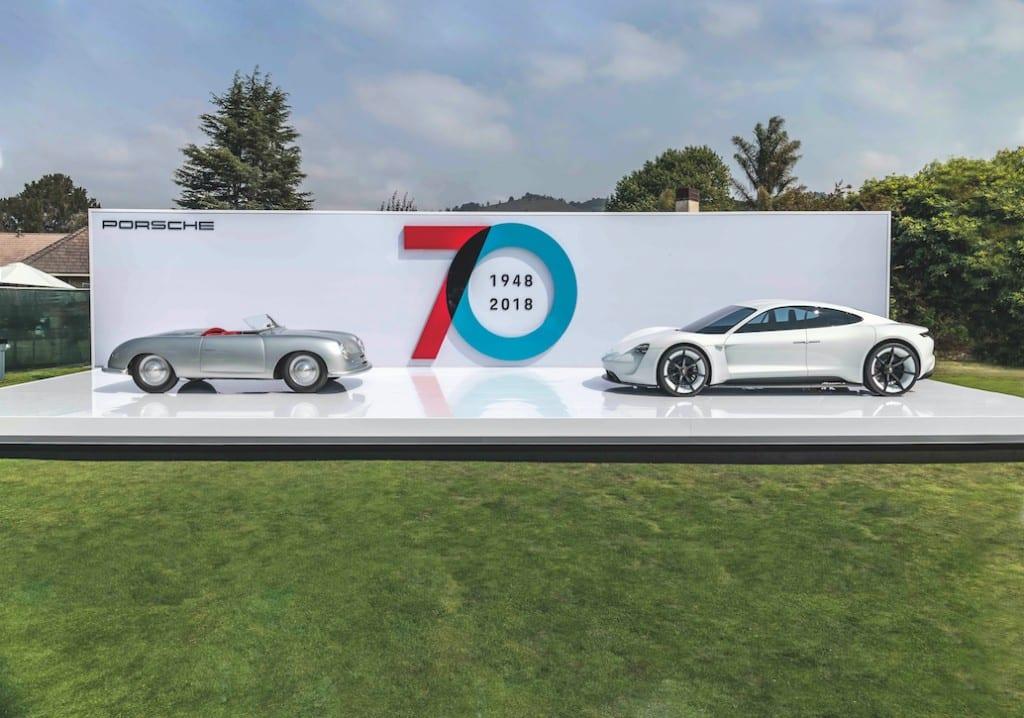 Porsche turns 70 in Style