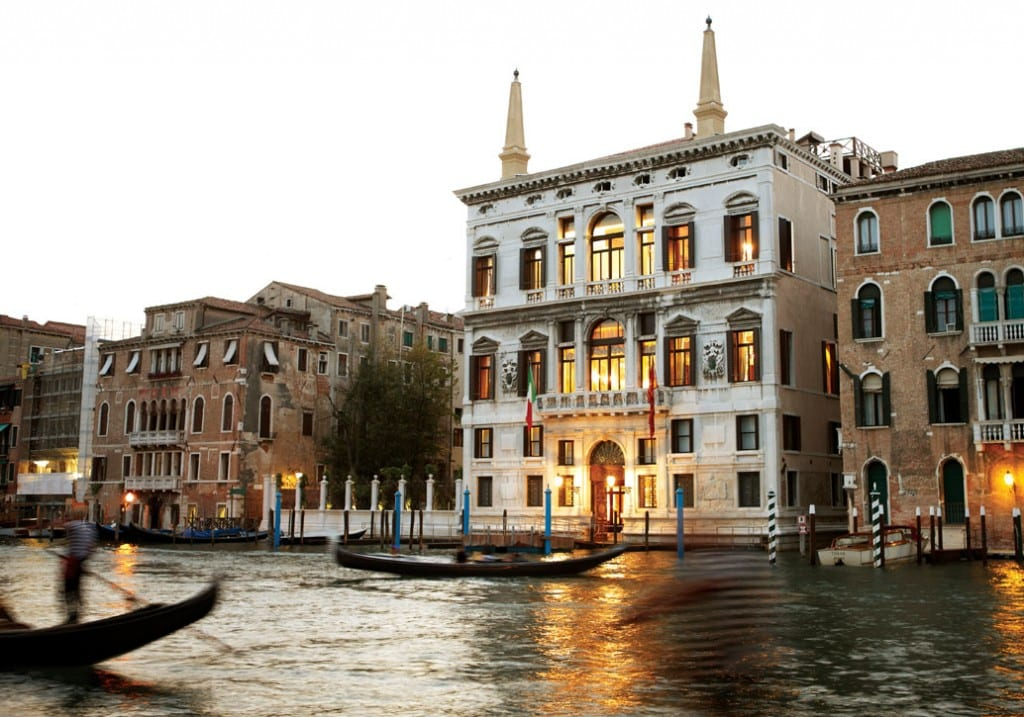 A restored masterpiece on the Grand Canal