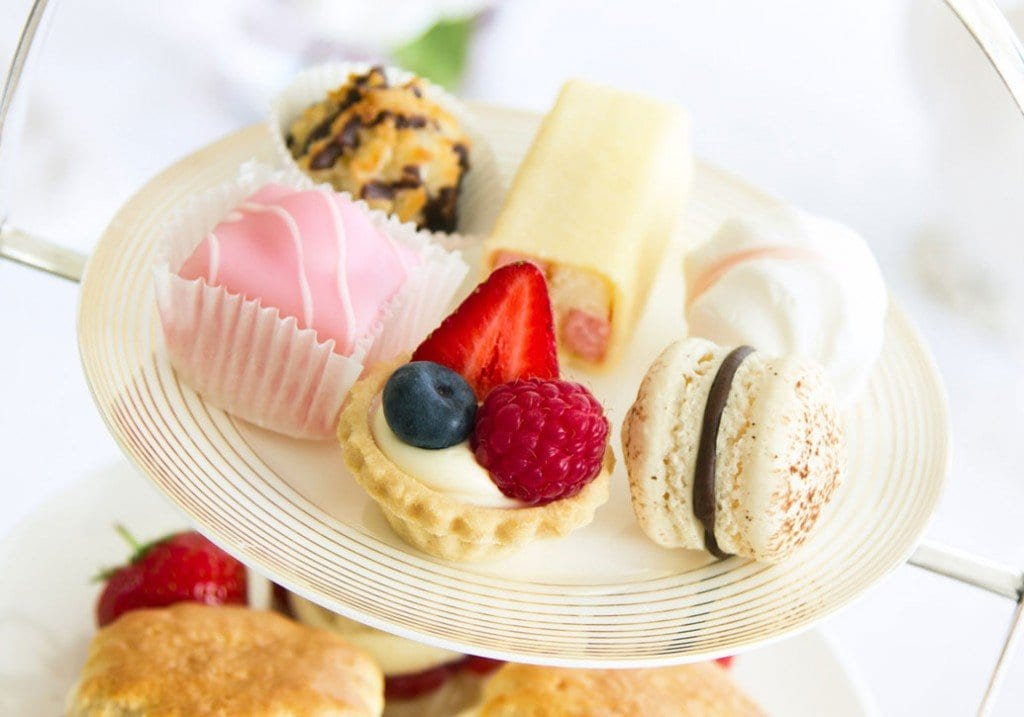The Best Afternoon Tea...