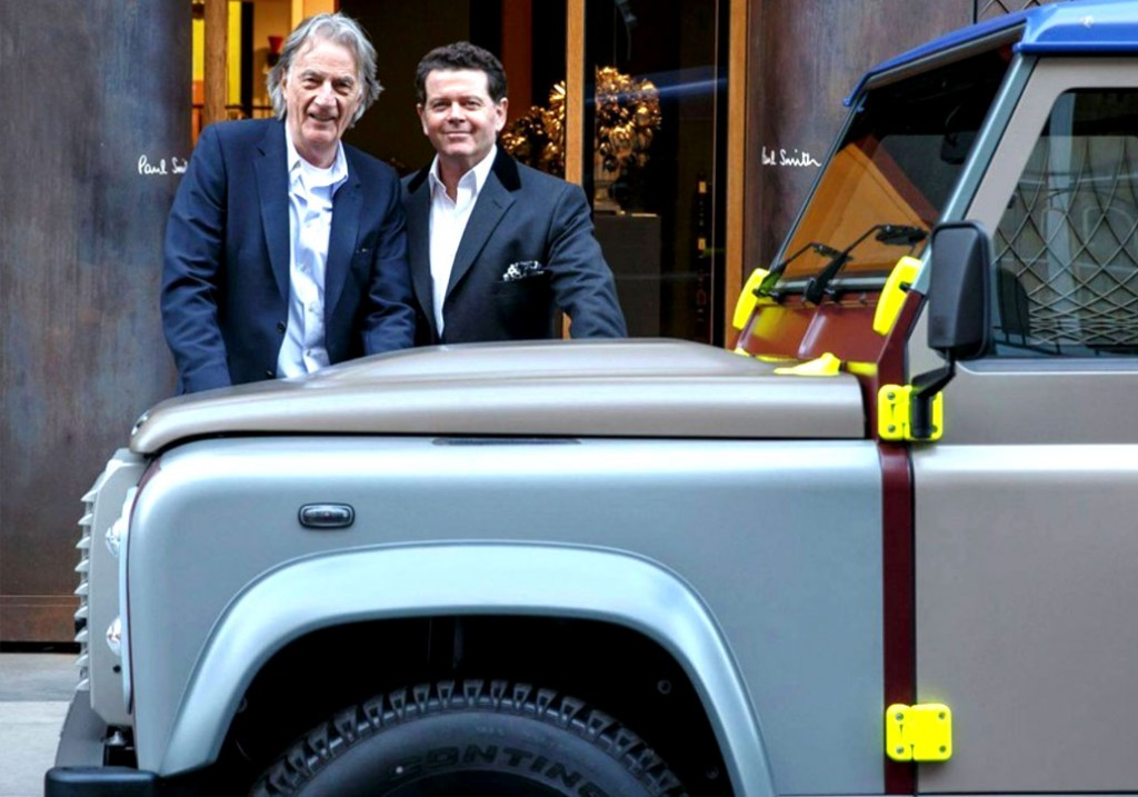 Paul Smith's Defender