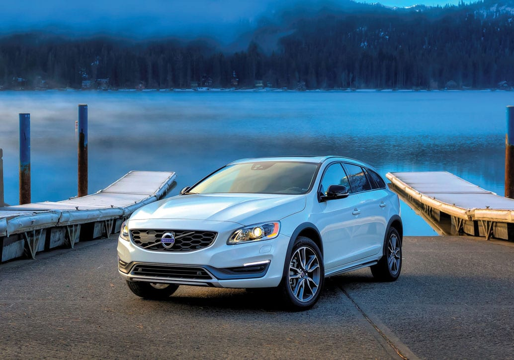 Volvo Goes Cross Country